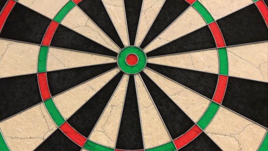 Hit The Center of Bulls Eye